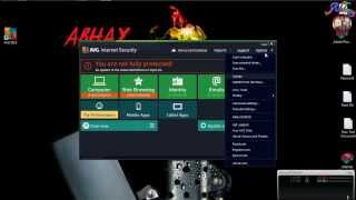 How To Get Free AVG Antivirus 2014 SERIAL KEY HD (100%