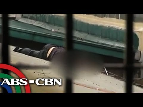 Man falls from building rooftop in QC