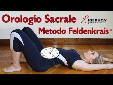 Metodo feldenkrais l 39 orologio sacrale esercizi mal di schiena lombare youtube - Mal di schiena letto ...