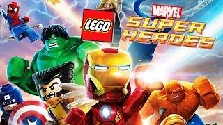 Zagrajmy Randomowo W LEGO Marvel Super Heroes (Xbox 360