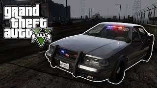"GTA 5: Secret Cars ""Unmarked Police Car"" Location & Guide"