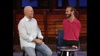 Pastor Kerry Shook Interviews Nick Vujicic