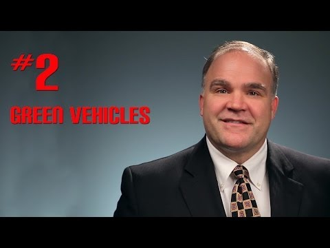 2013 Year End Tax Planning- #2 Green Vehicles