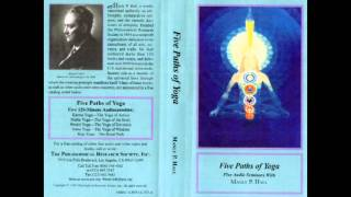 Manly P. Hall - Raja Yoga - the Royal Path