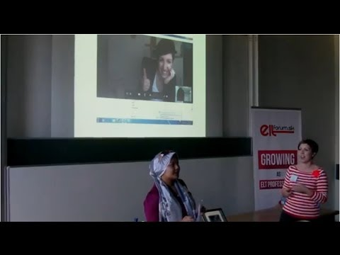 The story of two English teachers - CZ and MALAYSIA