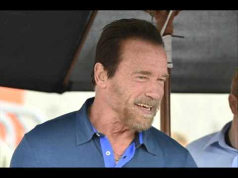 Arnold Schwarzenegger to the U.S. presidential election in 2016