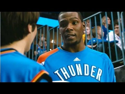 ThunderStruck Movie Trailer (Kevin Durant - 2012)