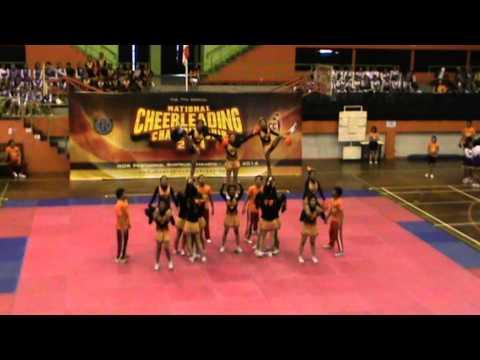 Cheerleading, Tigers, SMP 161, Jakarta, 4 Mei 2014