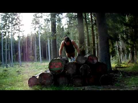 RUHMLOS: Rhythm of my life - Push ups -