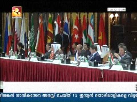 Asia Co-operation Dialogue Opening- Aired on 25th Nov 13