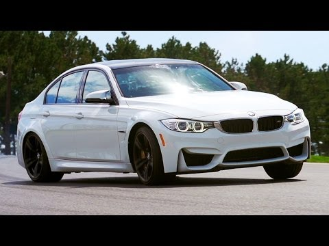 Track Time: The 2015 BMW M3 at Mid Ohio! - World's Fastest Car Show Ep 4.5