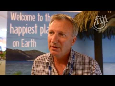 Interview with Rick Hamilton, CEO of Tourism Fiji