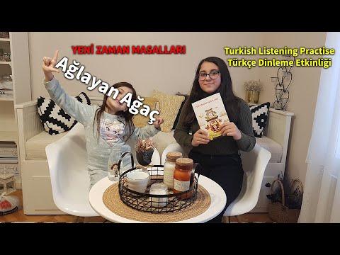 Ağlayan Ağaç - Turkish Listening Practise - Türkçe Dinleme Etkinliği