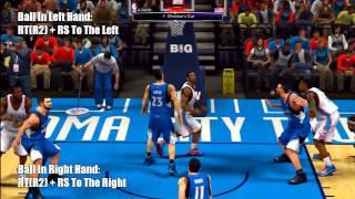 NBA 2K14 Tutorial: How To Do Jamal Crawford Shake And Bake