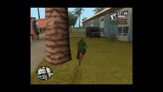 How To Break Into People Houses In GTA San Andreas