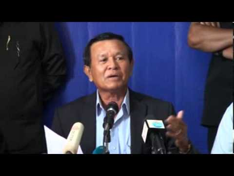 CNRP Refusing the result