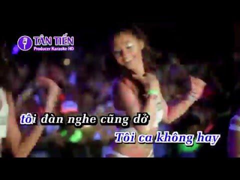 [ Karaoke HD ] Cô Hàng Xóm Remix - Khánh Phương ✔
