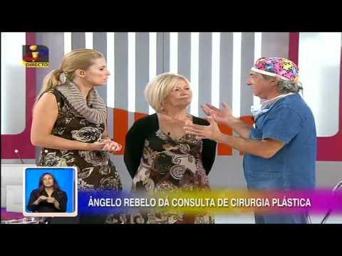 Você na TV #1- Dr. Angelo Rebelo (Parte 2) - Blefaroplastia