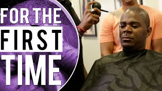 Men Reclaim Their Hairlines 'For the First Time'