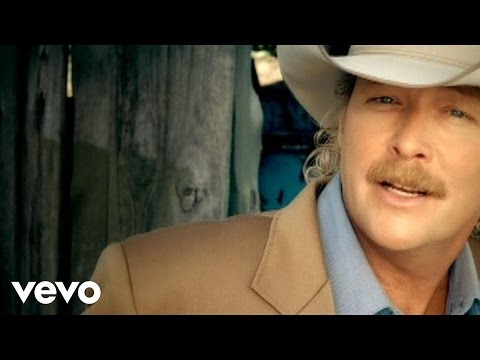 Alan Jackson - The Talkin' Song Repair Blues