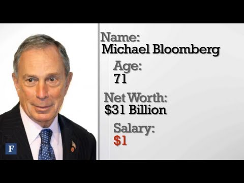 How did Michael Bloomberg get so rich?