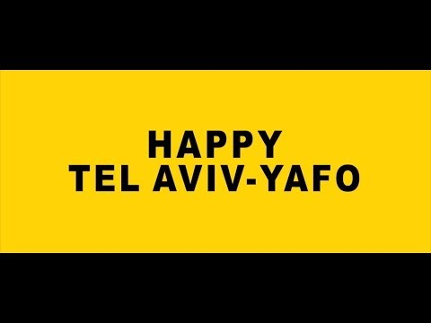 Pharrell Williams - Happy Tel Aviv-Yafo