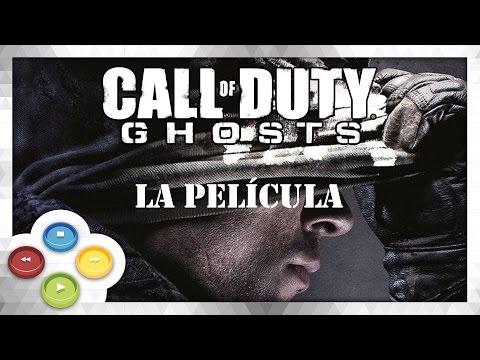 Call of Duty Ghosts Pelicula Completa Español