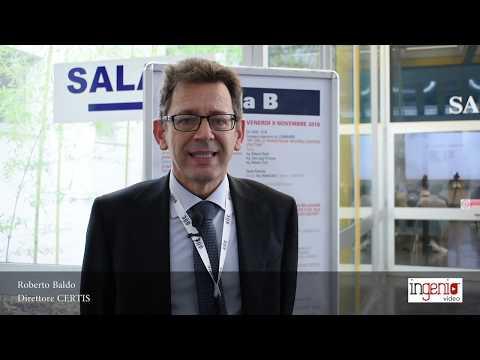 GIC 2018 - Intervista a Roberto Baldo: NTC e Circolare Esplicativa per Pavimenti Industriali