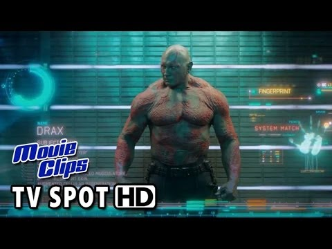 Guardians of the Galaxy Extended TV SPOT - Save The Galaxy (2014) HD