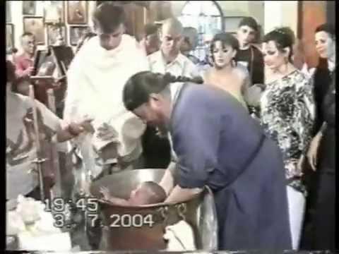 Παπικό «βάπτισμα» με ράντισμα νερού στη Σύνοδο Καλλινίκου