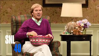 A Special Michael Keaton Easter: SNL