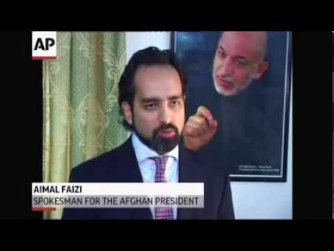 Karzai Spokesman on Obama's U S  Withdrawal Order to Pentagon