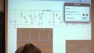 #19 -- Action potential transistor model