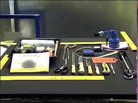 Walizeczka z narzędziami do izolacji kauczukiem Armacella