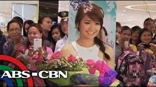 Kathryn Bernardo Named 'Princess Of Philippine Movies