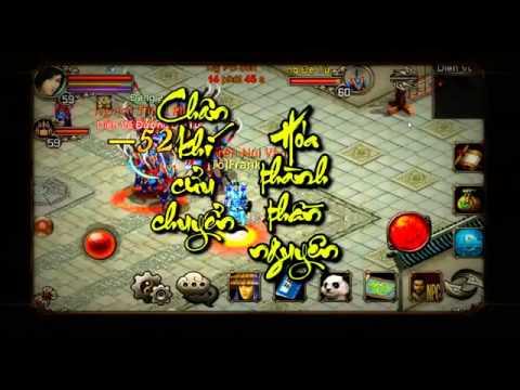 Trailer Game Thiên Địa Quyết - Game Mobile Online 3D đỉnh nhất 2013