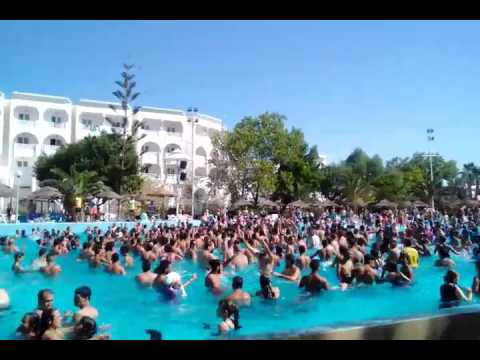 Aqua Palace Sousse tunisie août 2016
