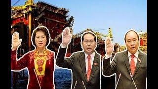 Trung Quốc họp khẩn Việt Nam đưa con Ác Chủ Bài ra biển Đông lạnh lùng tuyên bố chủ quyền Lãnh Hải