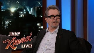 Gary Oldman's Dinner with Golden Globe Nominees