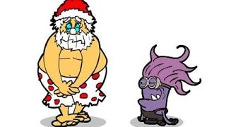 Solucion Santa Saw Game Walkthrough