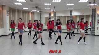 Jack's Back ------ Linedance