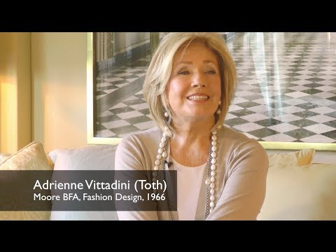 Adrienne Vittadini // The Art of Inspiring Careers