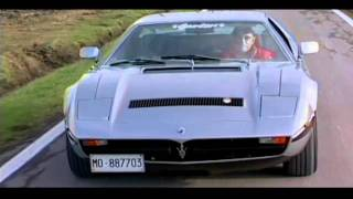 Maserati Merak 2000 - Dream Cars