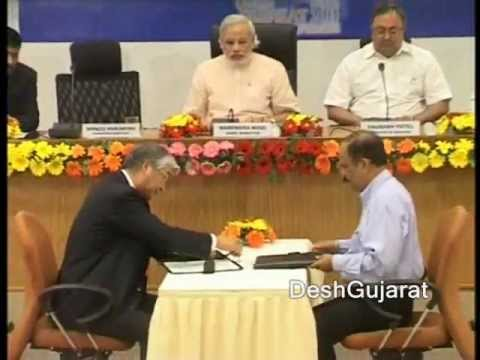 Maruti Suzuki India and Gujarat government sign agreement for Bechraji plant