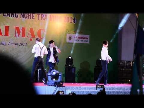 [LIVE HD]Không Cảm Xúc - Hồ Quang Hiếu Live Trà Vinh 2014