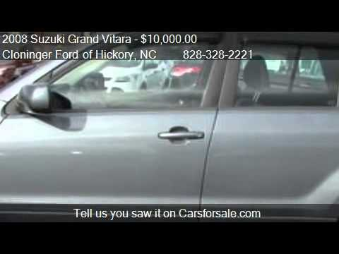 2008 Suzuki Grand Vitara Base - for sale in Hickory, NC 2860