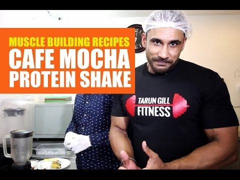 Home made gainer/lean protein shake