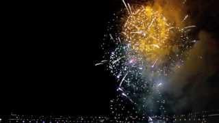 Fireworks In Reverse [NYE 2012 Melbourne]