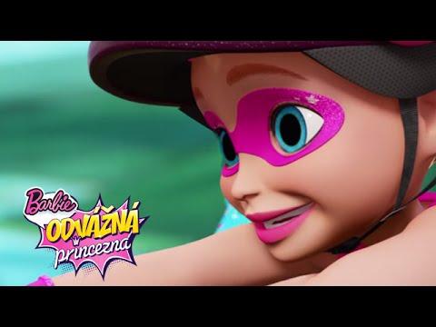 Barbie - Odvážna princenzá - vystrihnuté scény