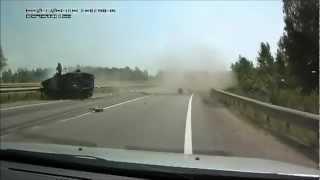 Подборка ДТП с видеорегистраторов 55 \ Car Crash compilation 55